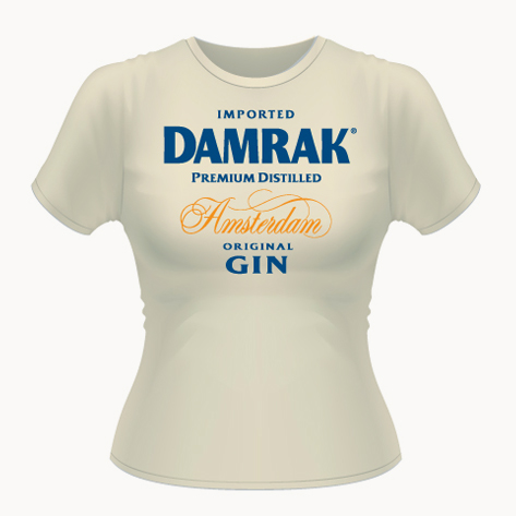 Damrak-T-SHIRT