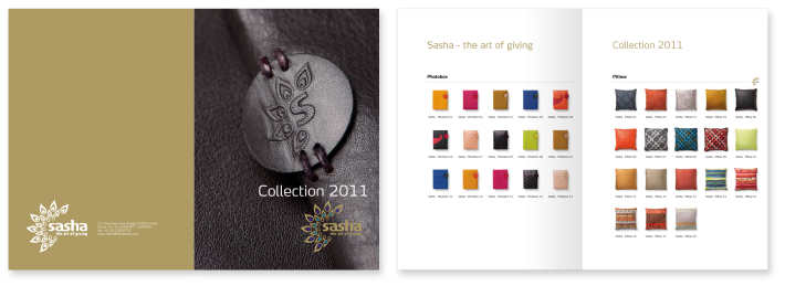 SASHA-Catalogue-2011