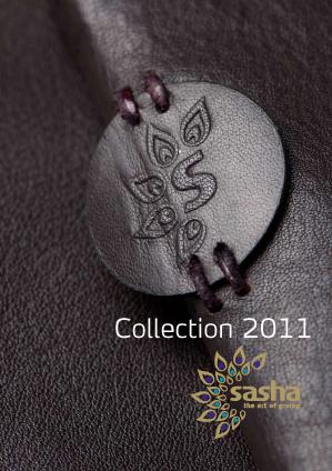 SASHA Catalogue