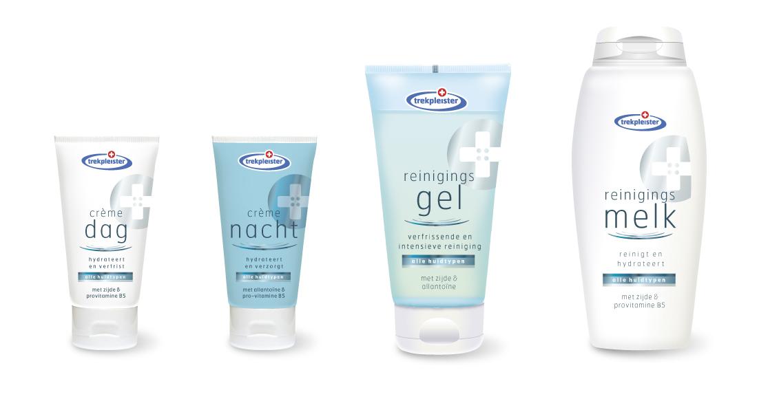Trekpleister huidverzorging