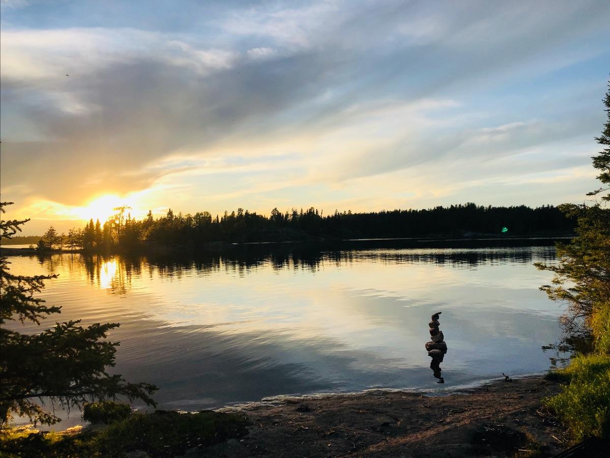 Walkabout Shoe Lake