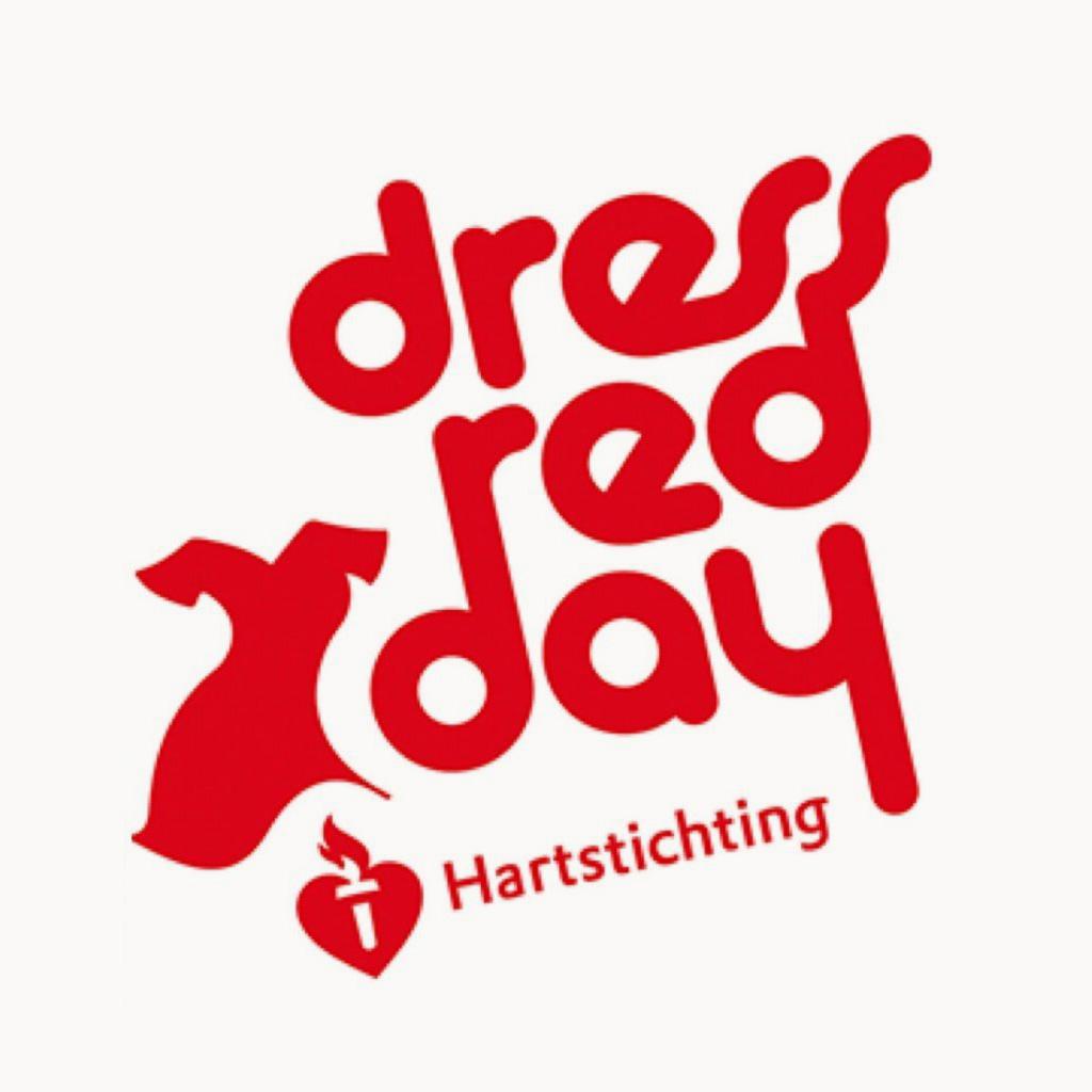 Dress Red Day Logo